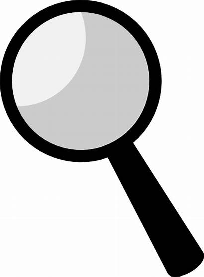Magnifying Glass Clip Clipart Clker