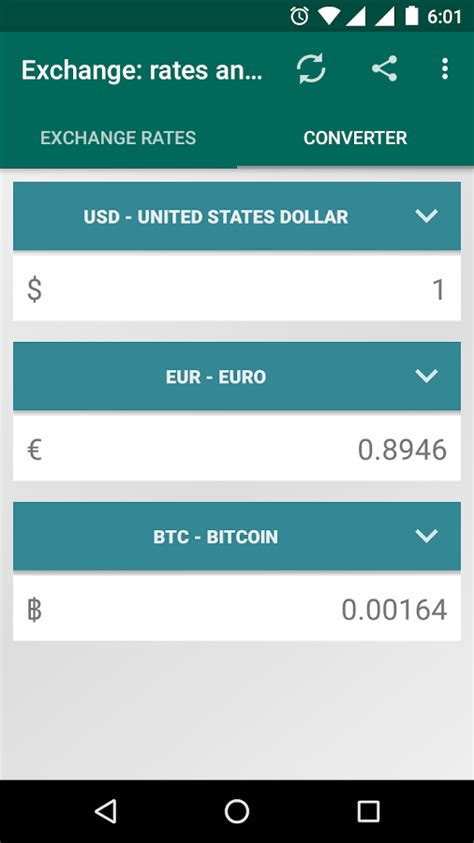 bitcoin exchange calculator exchange rates and converter bitcoin android apps on