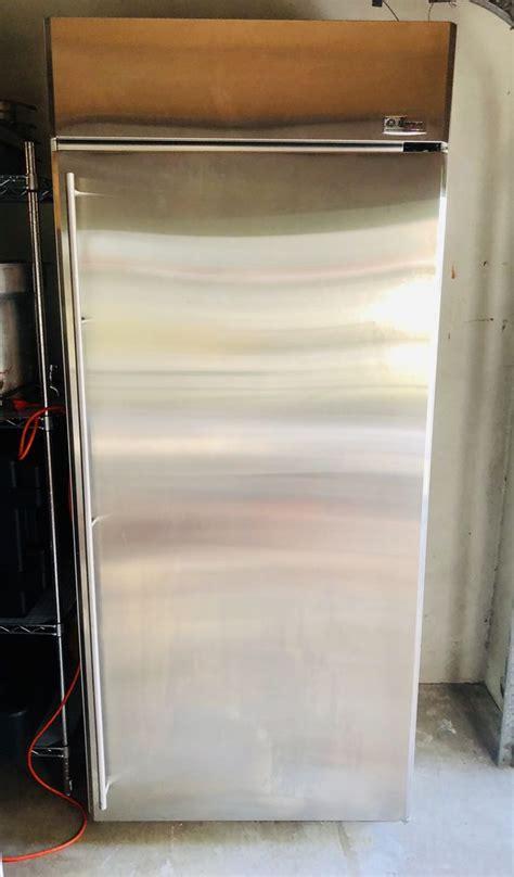 ge monogram  built   refrigerator  sale  west palm beach fl offerup