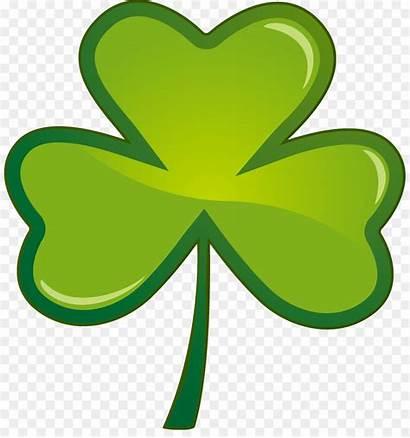 Lucky Shamrock Clipart St Clip Patrick Patricks