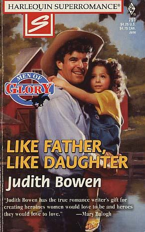 Like Father Like Daughter By Judith Bowen Fictiondb