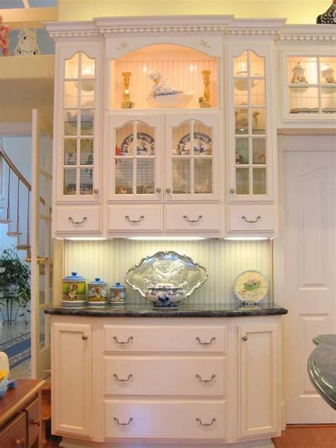 china cabinet in kitchen beautiful built in china cabinet kitchen 5395