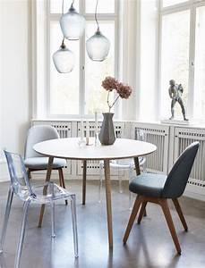 Dänisches Design Möbel : d nisches design esstisch von h bsch interior der runde tisch ist aus eichenholz und prima f r ~ Frokenaadalensverden.com Haus und Dekorationen