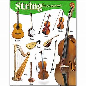 list of common string instruments f--f.info 2017