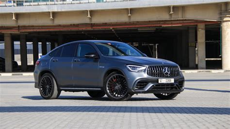 Mercedes glc coupe delivers what it set out to. 2020 Mercedes-Benz GLC 63 AMG, the ultimate crossover - Dubai, Abu Dhabi, UAE