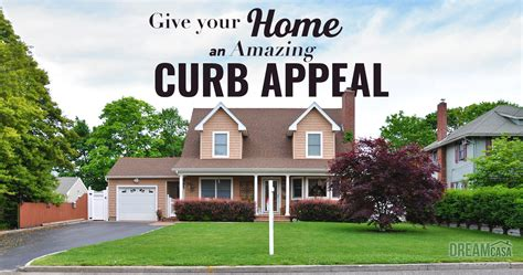 give  home   curb appeal