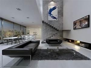 Feng Shui Raum : minimalistischer wohnstil reduktion klarheit viel raum ~ Markanthonyermac.com Haus und Dekorationen