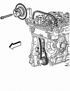 timing diagram 2003 chevy trailblazer html With gmc timing belt