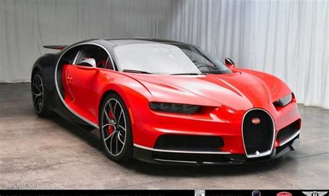 Moving further, if we talk about its engine which is one of the reasons why bugatti is so expensive, bugatti chiron is the fastest car in the world which has 1500 horsepower and by that figure you must have figured it out that this car is not just fast, it's insanely fast! 2019 Bugatti Chiron in South Houston, TX, United States for sale (10807563)