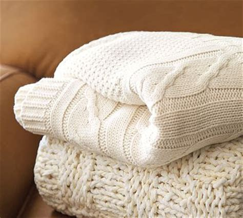 Pottery Barn Cable Knit Throw by Pottery Barn Cable Knit Throw Copycatchic