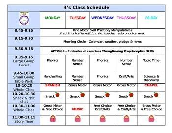 best 25 preschool schedule ideas on home 145   4e4e48d5123ea07a90ad253baf286ff7 half day preschool schedule classroom schedule