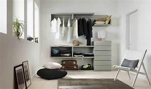 idee dressing rangement eclairage decoration With chambre bébé design avec pot de fleur gris design