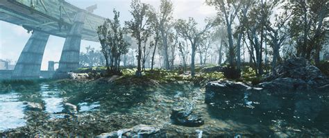 real water hd  enb mod fallout  mods gamewatcher