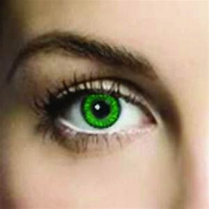 Emerald Green Colored Contacts | Hair and Nails ...