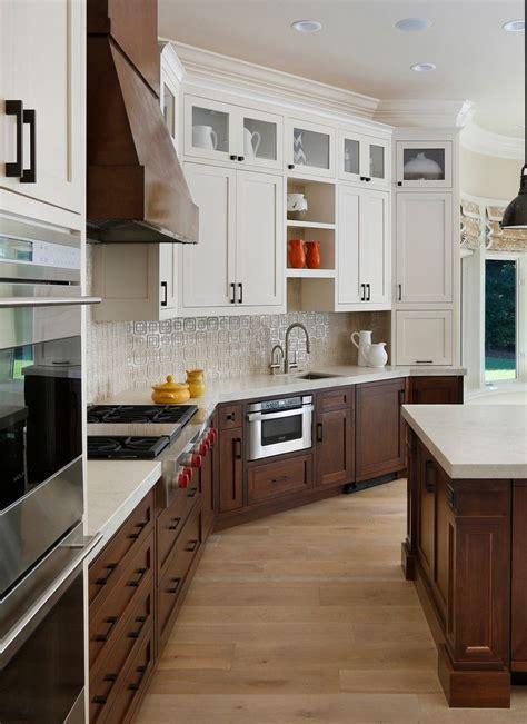 modern walnut kitchen cabinets design ideas  decoratoo
