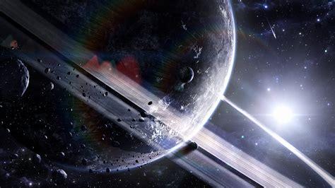 Cool 3d Space Hd Wallpaper