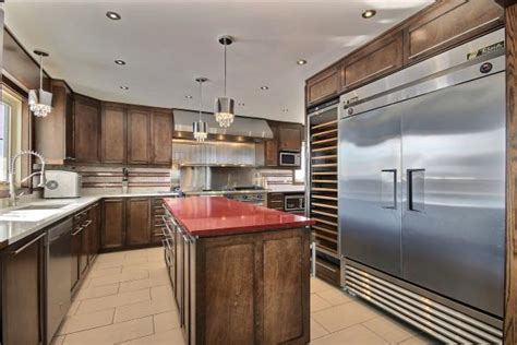 cuisine erable cuisine moderne projet repentigny armoire de cuisine bois