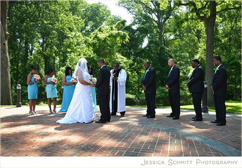 Newton White Mansion Wedding