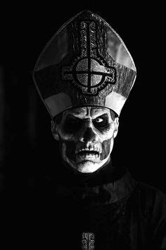 The Nameless Harem!: Papa Emeritus II   Ghost B.C.   Band ghost, Band posters, Ghost, ghouls