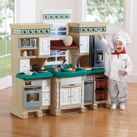 step lifestyle deluxe play kitchen walmart canada