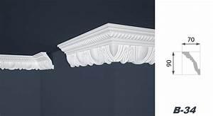 Decke Von Innen Dämmen : 10 meter styroporprofile dekor innen leisten stuck decke ~ Lizthompson.info Haus und Dekorationen