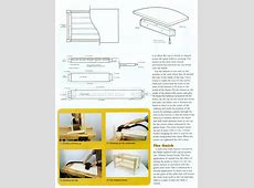 Pine Coffee Table Plans • WoodArchivist