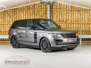 Land Rover Vogue : land rover range rover 4 4 sdv8 vogue se black pack spencer scott ~ Medecine-chirurgie-esthetiques.com Avis de Voitures