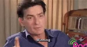 Winning GIF - Winning Charlie Sheen - Discover & Share GIFs