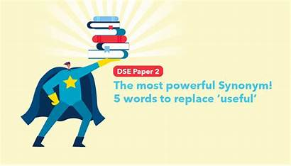 Powerful Synonym Words Replace Dse Paper Useful