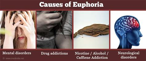 euphoria  symptoms diagnosis treatment