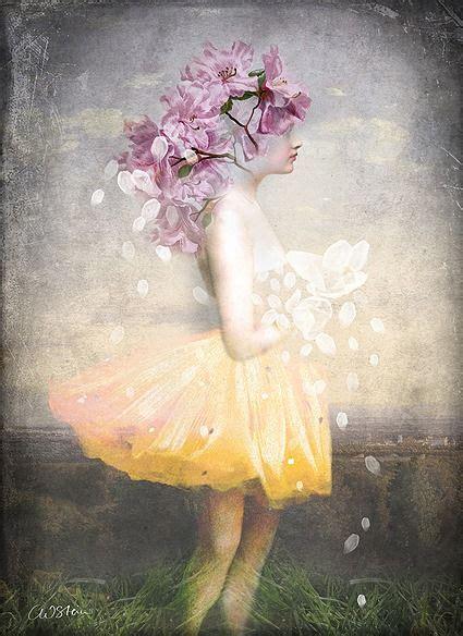 Catrin Welz Stein Yellow Dress Flowers Weltz