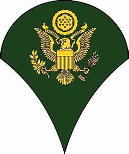 U S Army Specialist Rank Insignia Decal / Sticker eBay