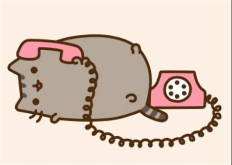 images  pusheen cat wallpaper  pinterest