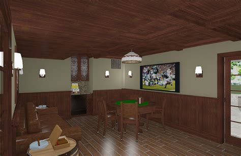 cigar room design  monmouth county nj design build