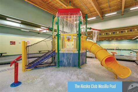 The Alaska Club > Swimming Pools