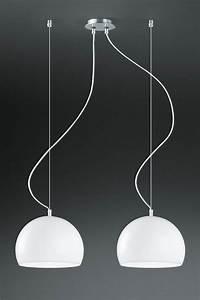 Luminaire 3 Suspensions : luminaire suspension double ~ Teatrodelosmanantiales.com Idées de Décoration