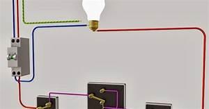 schema electrique le raccordement de 3 interrupteurs va With quelle couleur avec le bleu 7 schema electrique le raccordement de 3 interrupteurs va