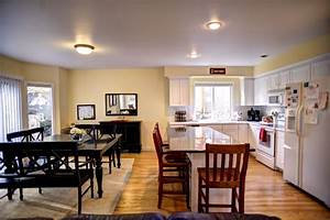kitchen and dining layouts best home decoration world class With kitchen dining room design layout