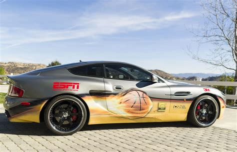 Michael Jordan Signed This Aston Martin, So Now People