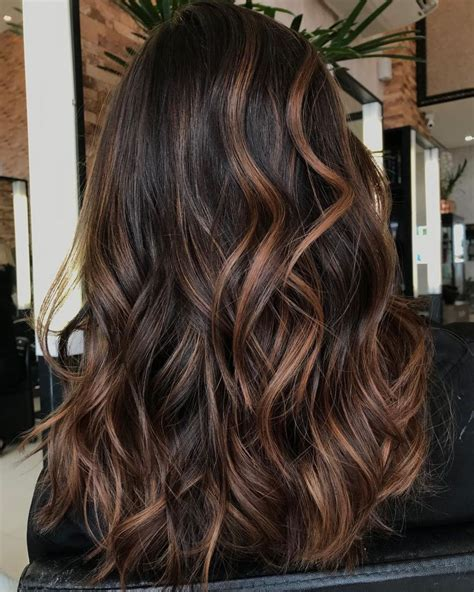 Hairstyles Brown With Highlights by 60 Hairstyles Featuring Brown Hair With Highlights