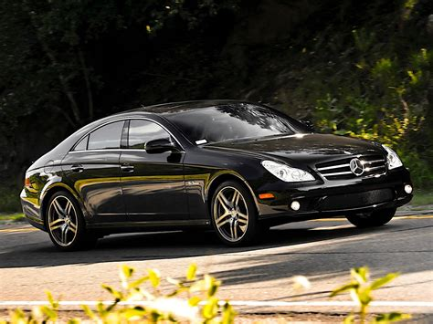 Mercedes Benz Cls 63 Amg (c219) Specs & Photos 2008
