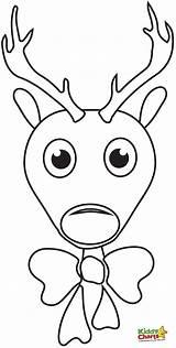 Rudolph Reindeer Coloring Nosed Face Nose Printable Head Printables Sheets Preschool Colouring Template Santa Drawing Cartoon Kiddycharts Getdrawings Animal Getcolorings sketch template