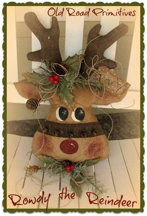wood patterns  christmas reindeer woodworking