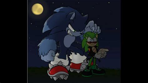 Tribute To Sonic The Werehog