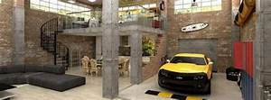 Garage Als Zimmer Umbauen : lofthaus bauen umbauen haus kosten hausbau ~ Lizthompson.info Haus und Dekorationen