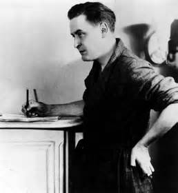 F Scott Fitzgerald's Flask, On The Anniversary Of His