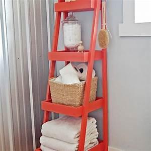 Petit Rangement Salle De Bain : colonne salle de bain pensez exploiter l 39 espace ~ Dailycaller-alerts.com Idées de Décoration