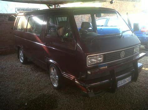volkswagen vw caravelle 2 6i 1997 was sold for