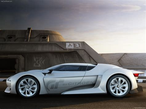 Cars Pictures Information Citroen Gt