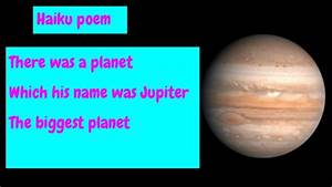 Planet poems